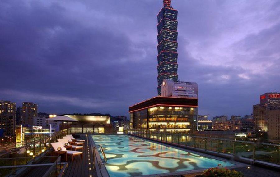 台北寒舍艾丽酒店(Humble House Taipei)