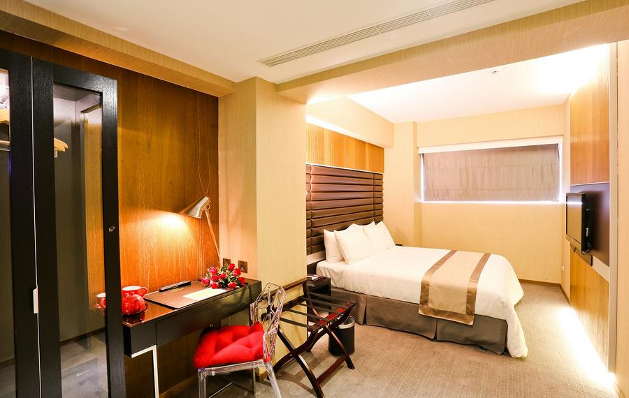 台北西门立多精品旅馆(W5 Liduo Hotel )