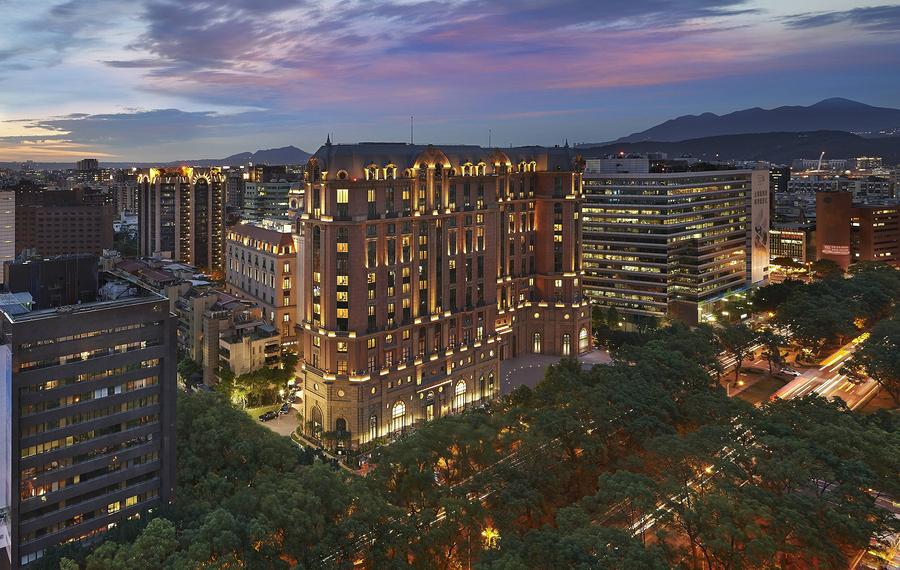 台北文华东方酒店(Mandarin Oriental Taipei)
