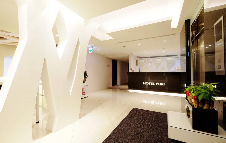台北璞丽商旅-台北车站店(Hotel Puri Taipei Station Branch)