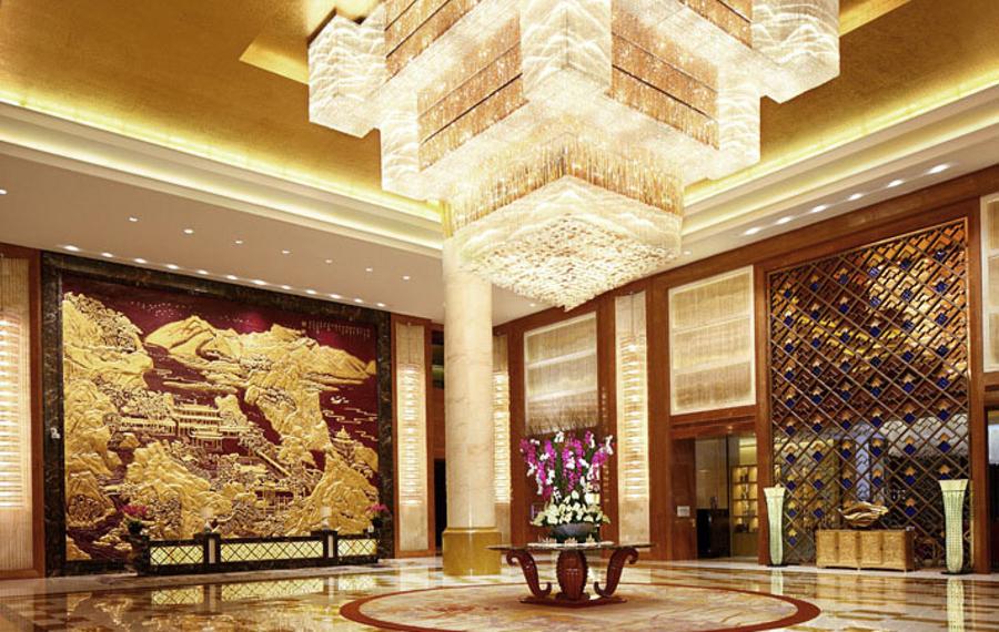 泰州富力万达嘉华酒店