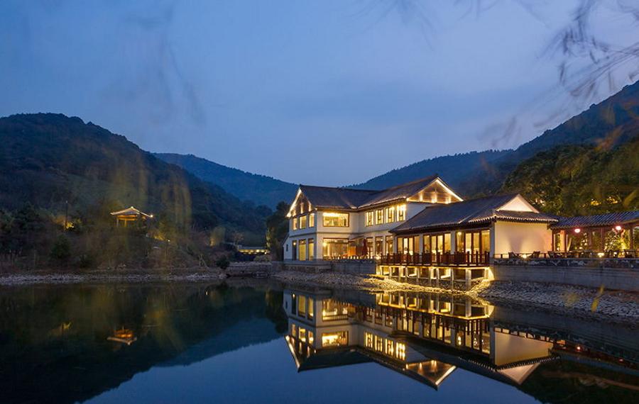 苏州缥缈轩精品温泉酒店