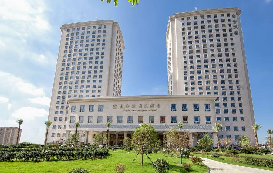 常州白金汉爵大酒店