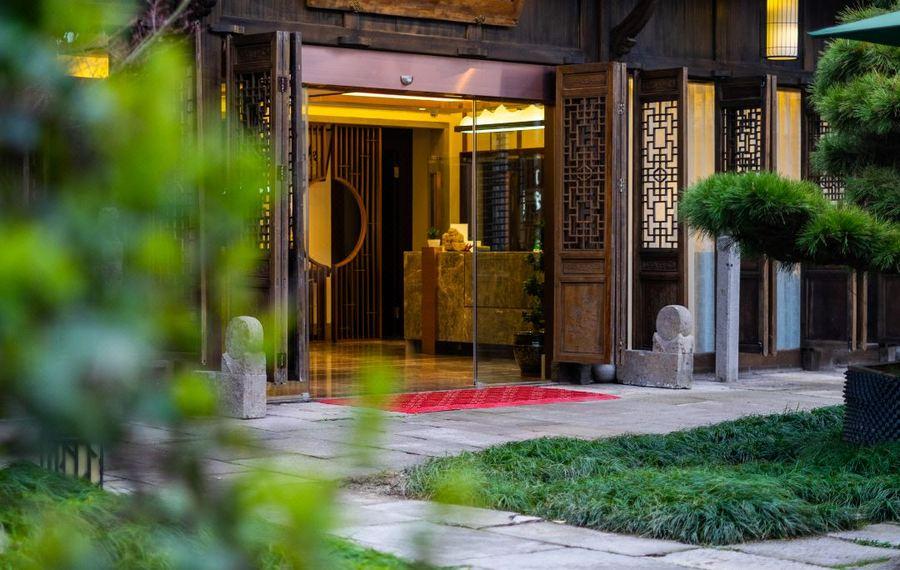 花筑·杭州晟泊曼庭院酒店