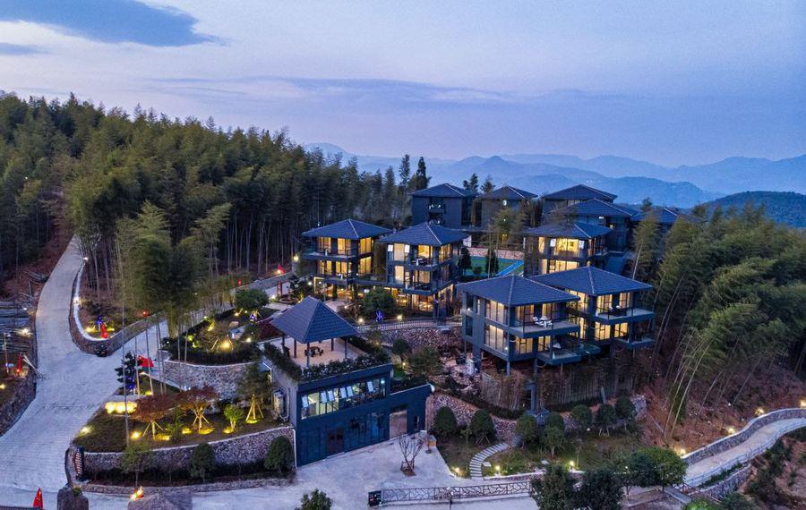 温州马鞍岩森林康养酒店