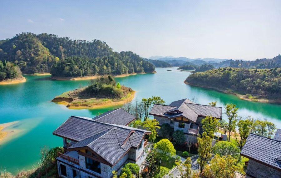千岛湖心泊度假酒店