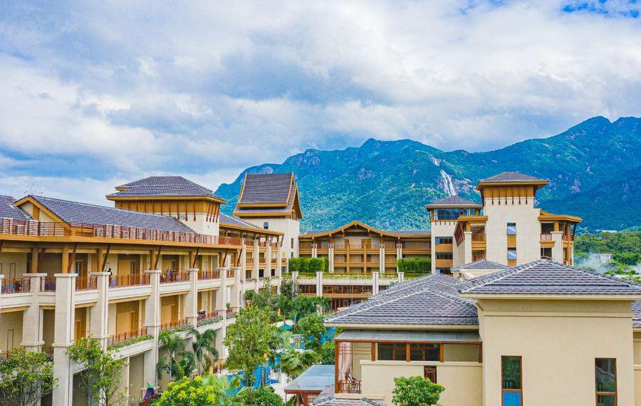 广州森林海温泉度假酒店