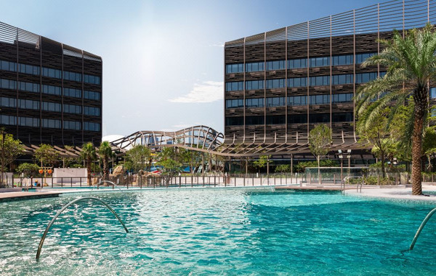 海洋公园万豪酒店