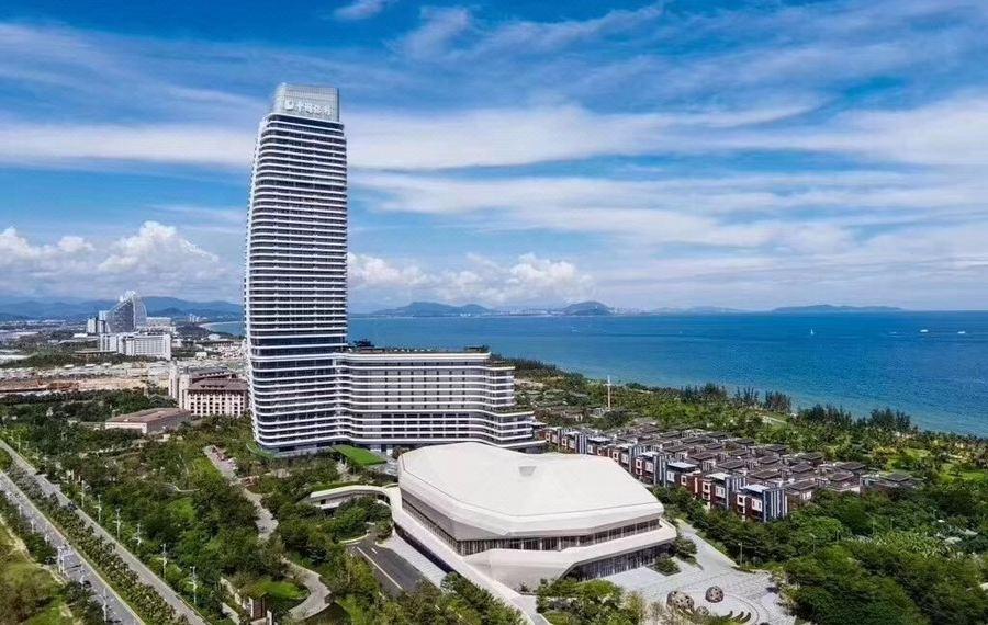 三亚海棠湾海韵卡西诺海景度假公寓