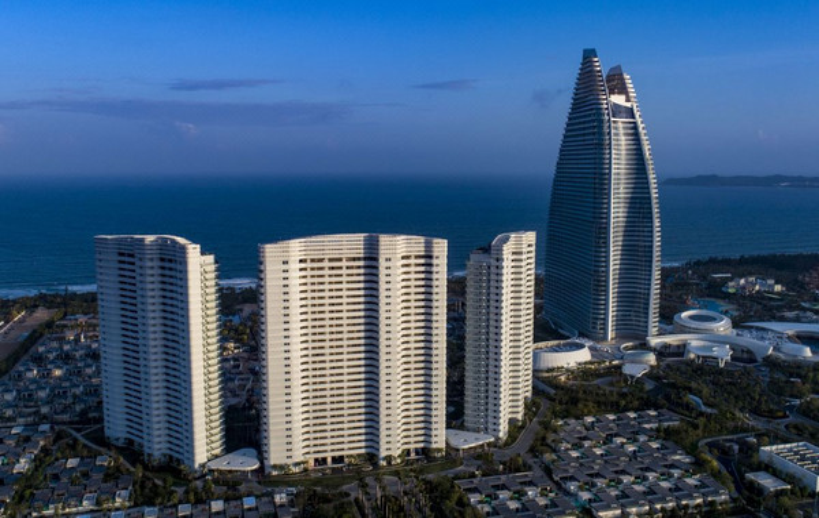 三亚海棠湾自游港度假酒店