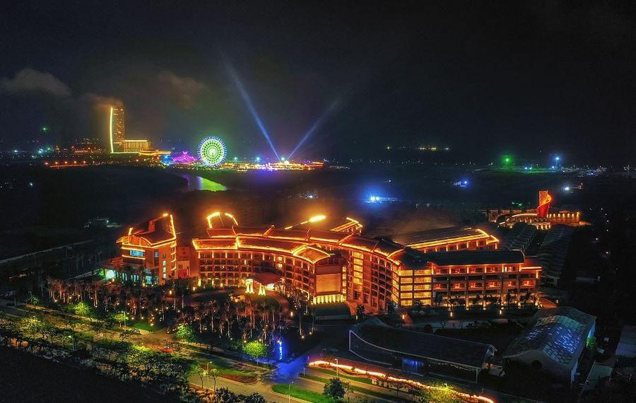 三亚海棠湾国寿嘉园逸境套房酒店