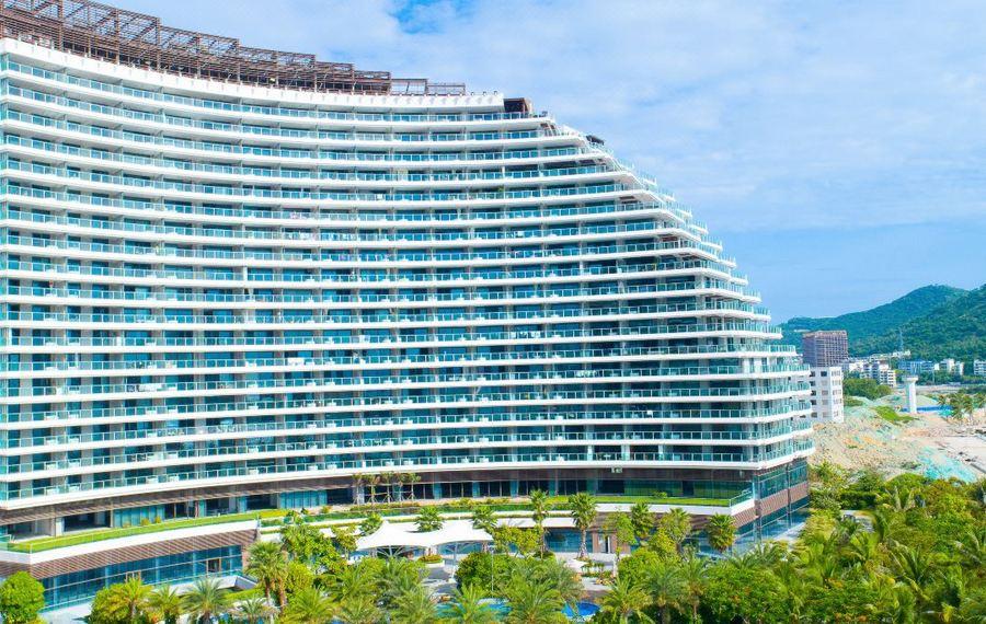 三亚珑玥湾海景酒店