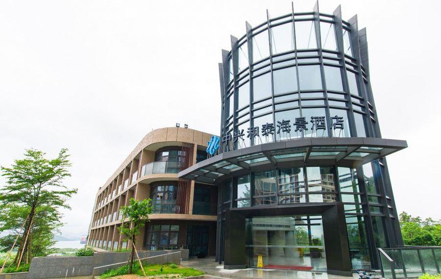 深圳中兴和泰海景酒店