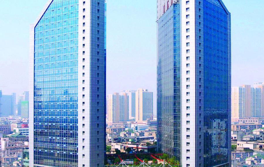 长沙运达喜来登国际广场酒店公寓