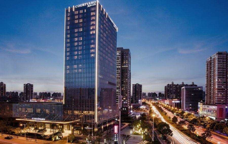 长沙中建万怡酒店