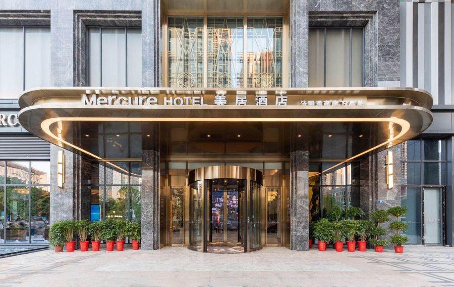 武汉光谷美居酒店