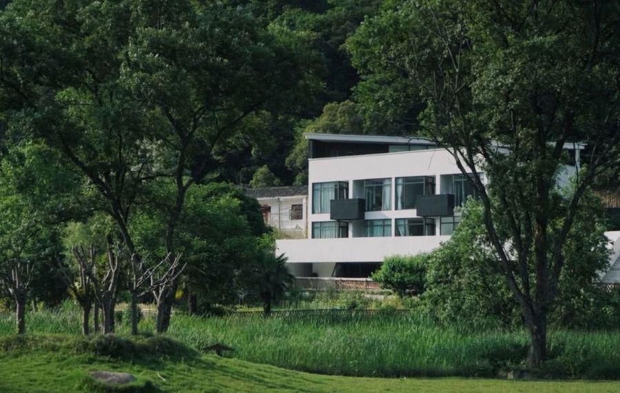 黄山从筑西舍乡野酒店