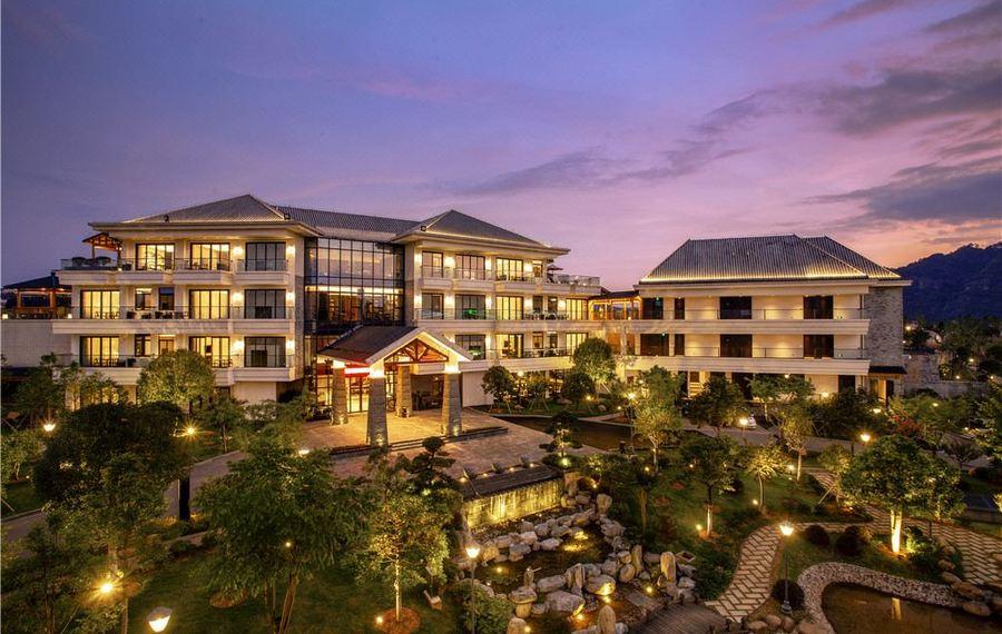 武夷山云清度假酒店