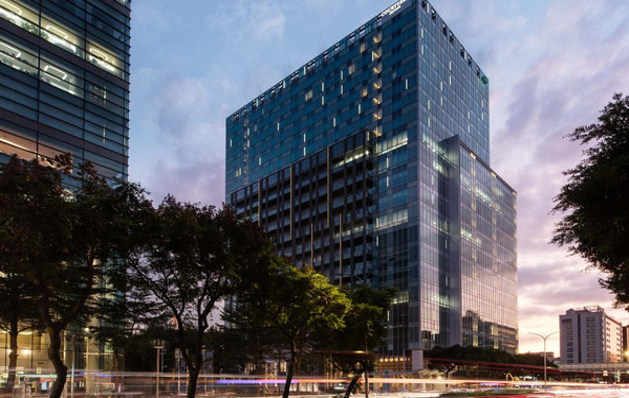 台北国泰万怡酒店