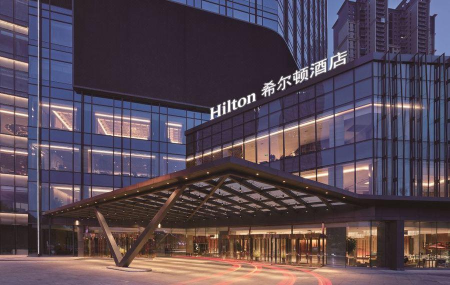 沈阳世茂希尔顿酒店
