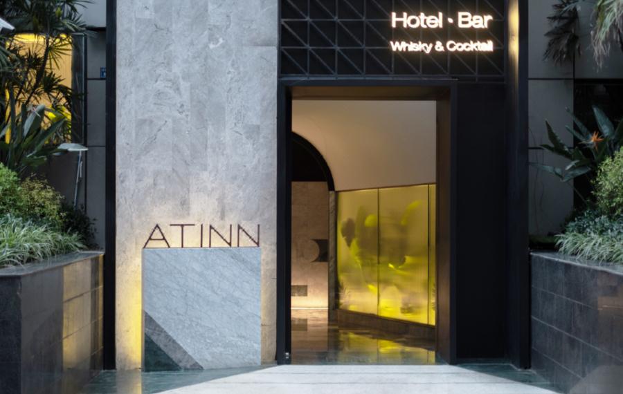 成都ATINN·在酒店