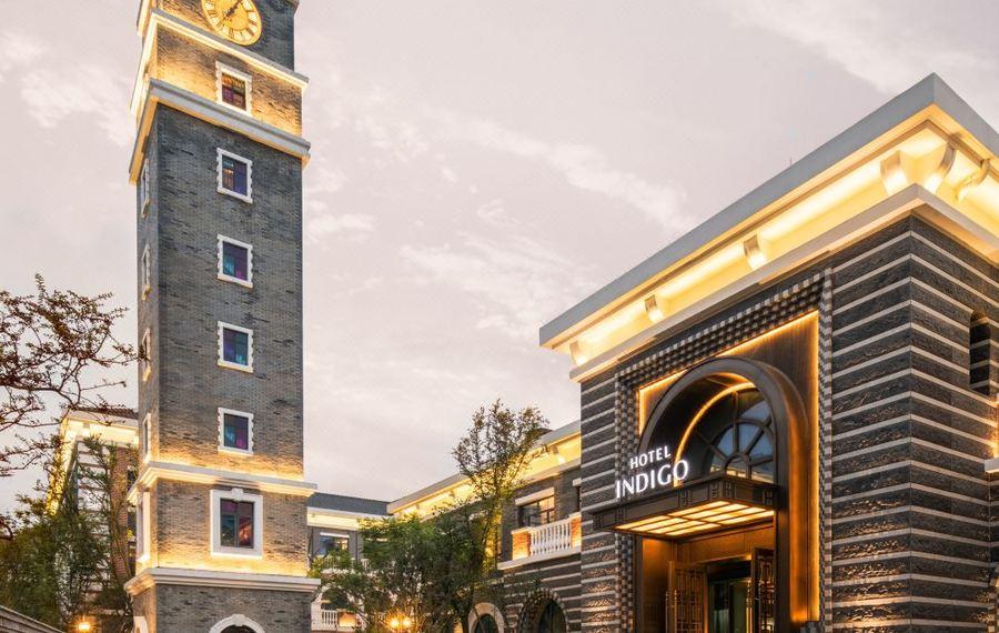 黑龙滩长岛英迪格酒店