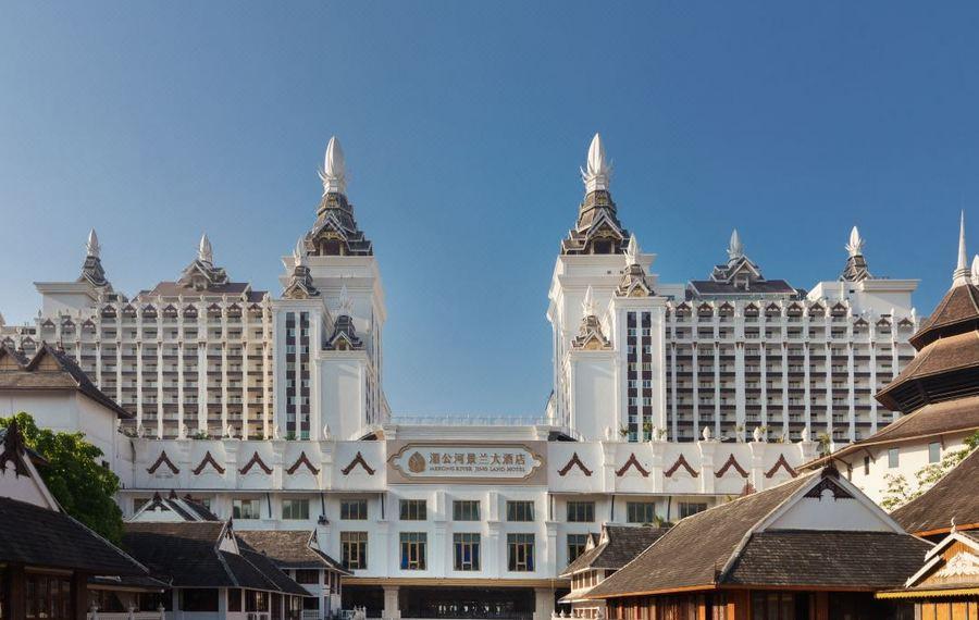 西双版纳湄公河景兰大酒店