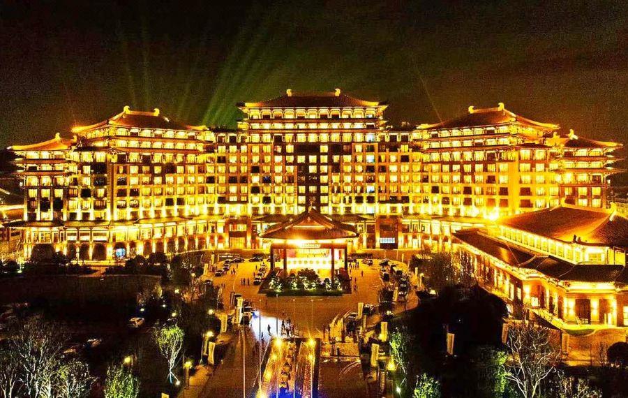 长沙铜官窑新华联丽景酒店