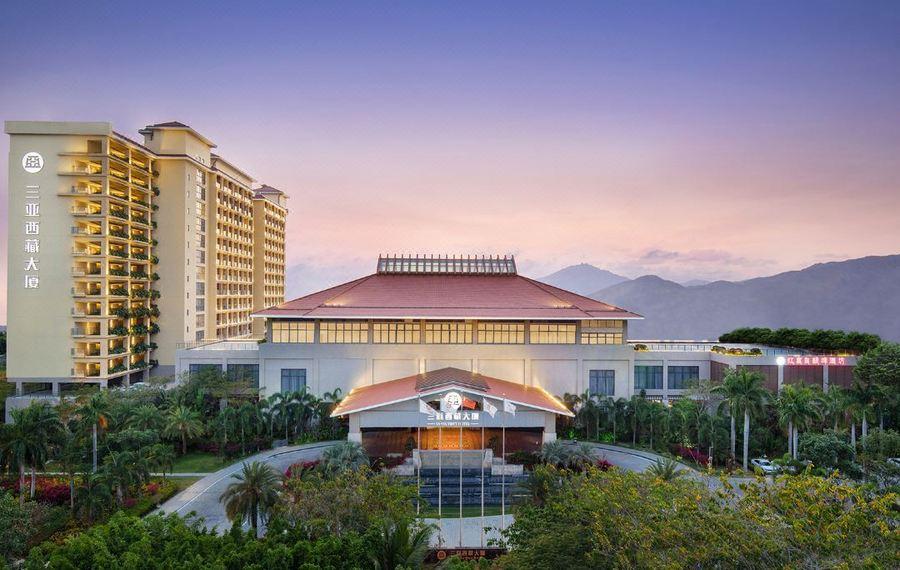 三亚西藏大厦酒店
