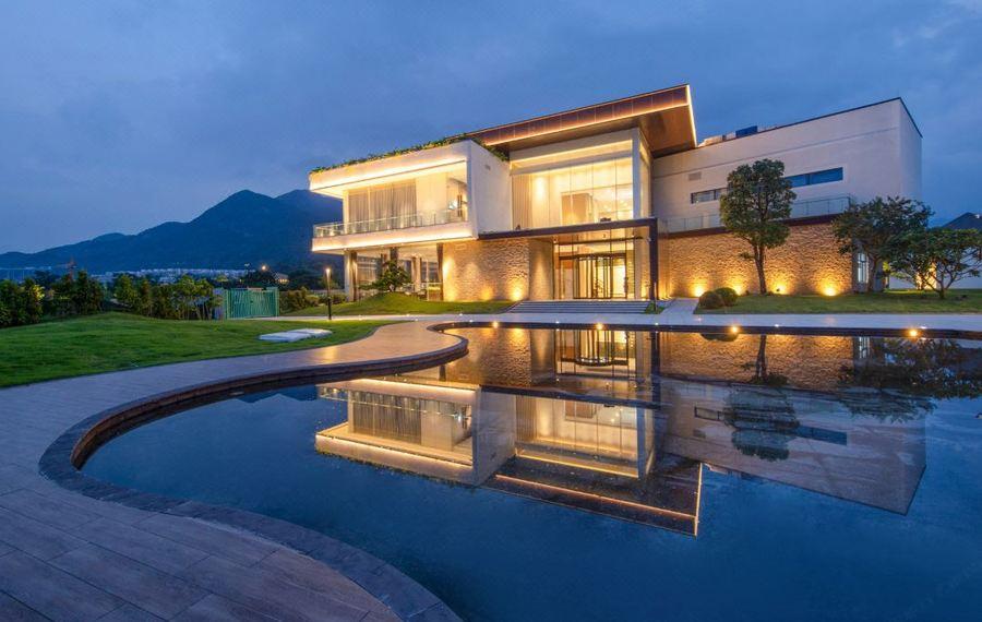 广州上水精品设计酒店