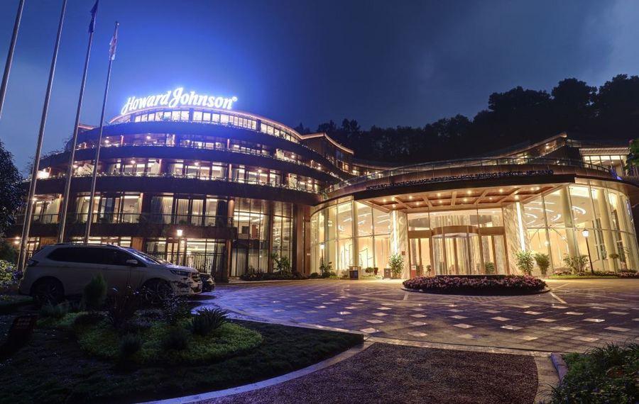 内江船石湖豪生温泉酒店