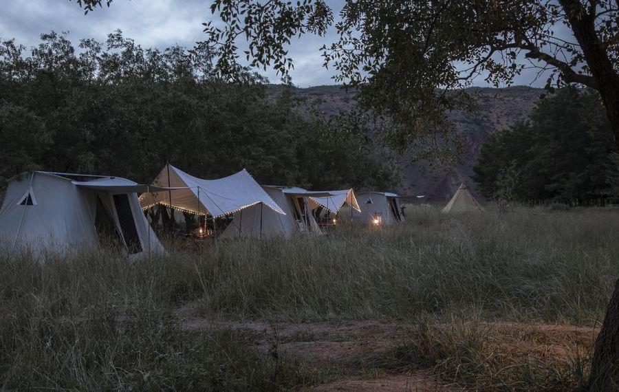 中卫natrail迹外营地