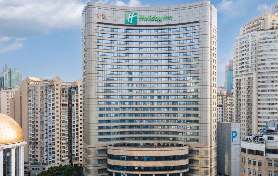 上海南京路步行街假日酒店