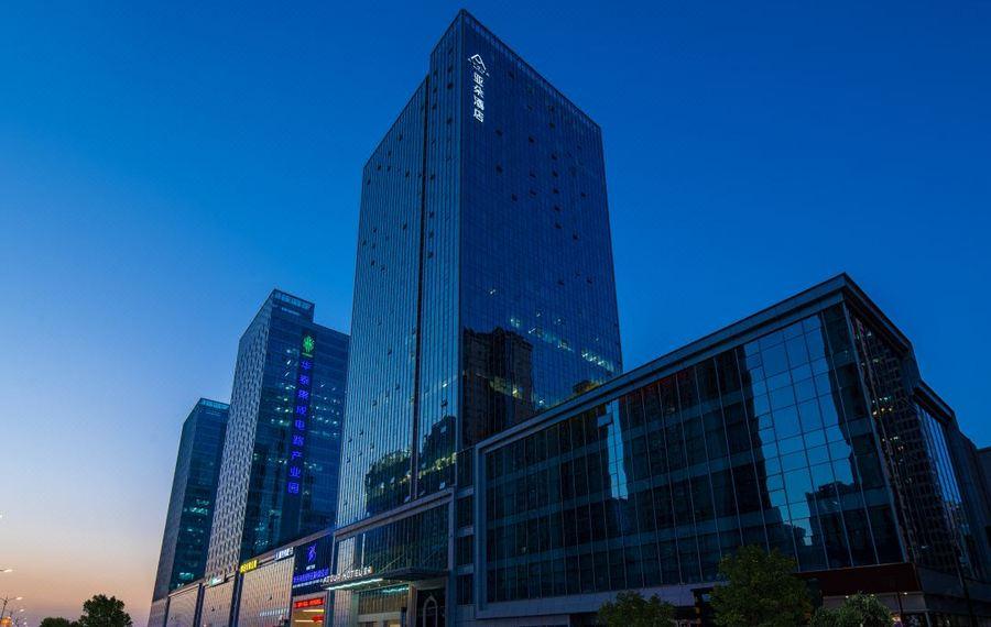 西安凤城五路经开中心亚朵酒店