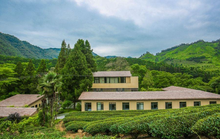 武夷山樾和林泉营地